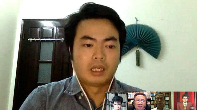 Nhà hoạt động Nguyễn Anh Tuấn từ Đà Nẵng cho rằng cần xử lý trách nhiệm những người 'đánh đập người biểu tình' ôn hòa và những người chỉ đạo bưng bít thông tin trong vụ cá chết bất thường.