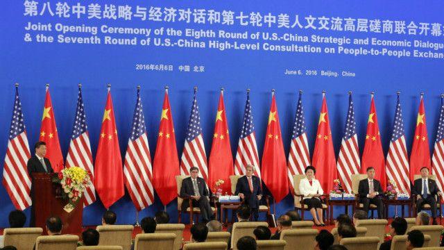 美中战略与经济对话结束后没几天,又举行了打击网络犯罪及相关事项的高级别对话。