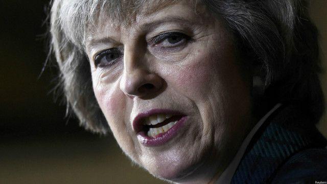 تحاول بريطانيا البحث عن شركاء تجاريين خارج الاتحاد الأوروبي
