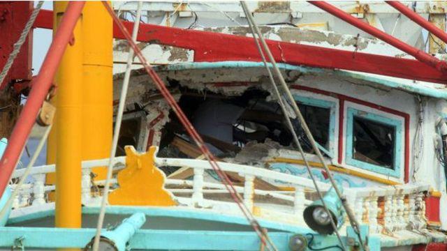 Các quan chức Đài Loan nói quả tên lửa đã không nổ