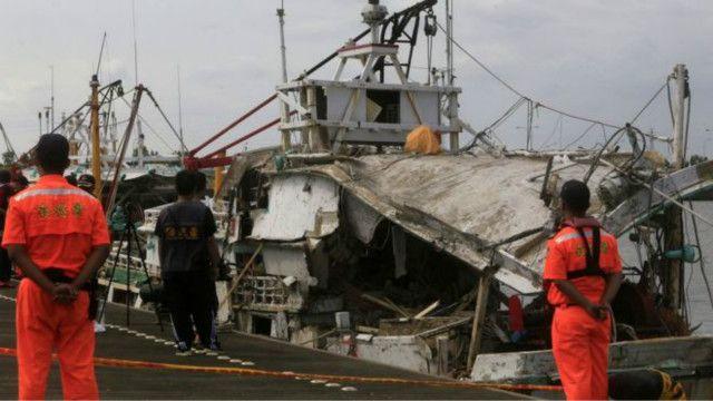 Thuyền trưởng của con tàu thiệt mạng sau sự cố tên lửa bắn nhầm