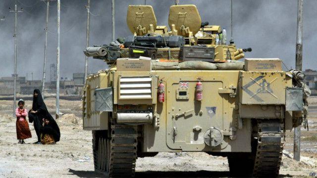 Irak'ın işgali sırasında bir dönem ülkede 46 bin İngiliz askeri vardı