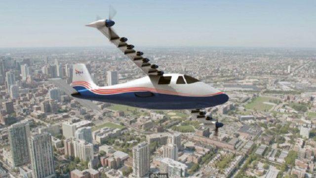 """سميت طائرة إكس- 57 """"ماكسويل"""" على اسم جيمس كليرك ماكسويل"""