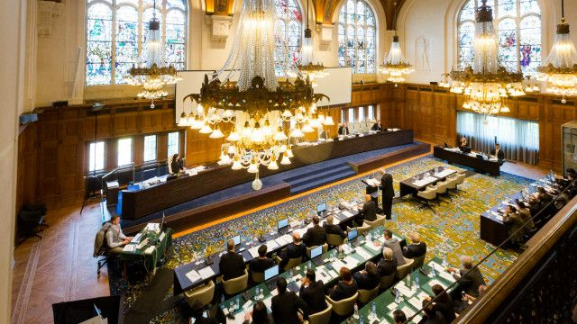 Tòa Trọng tài Thường trực, The Hague