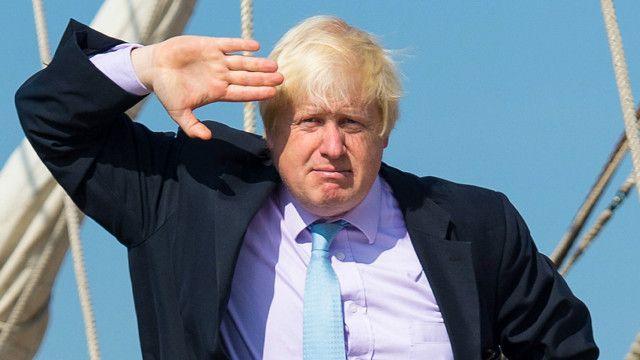 Boris Johnson Brexit kampaniyasının aparıcı liderlərindən olub.