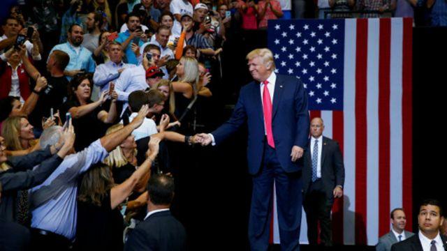 ترامپ: حزب جمهوریخواه همچنان یکپارچه است