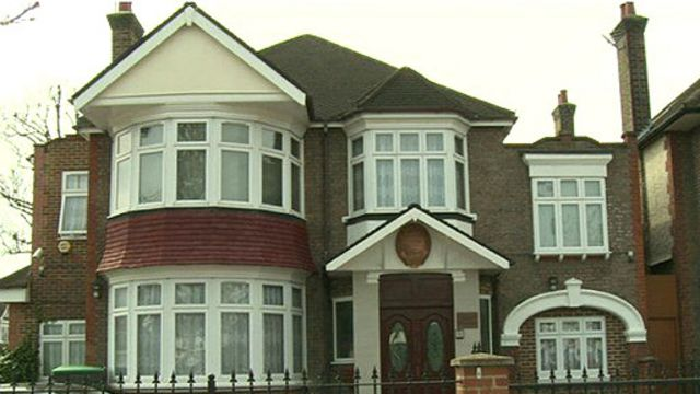 朝鮮大使館位於倫敦西區。