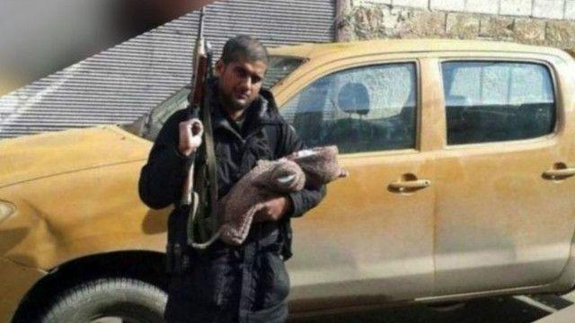 """سيدارثا دار ظهر في سوريا بعد قرار تشودري دعم """"دولة الخلافة"""""""