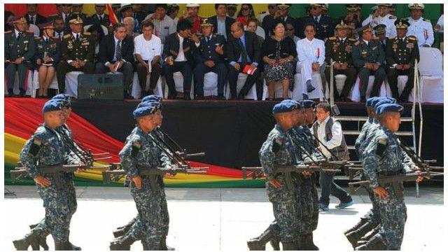 Bolivia buka sekolah militer anti imperialisme - BBC News