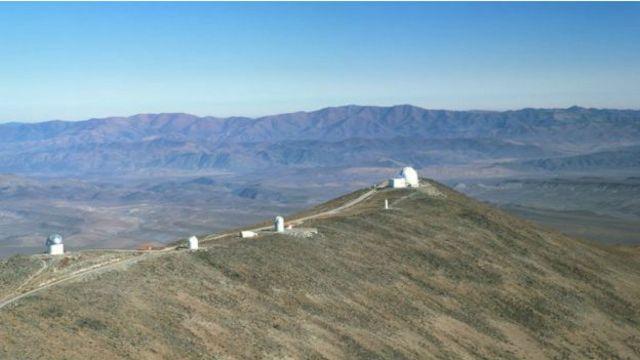 رصدها با کمک تلسکوپ ۱.۳ متری در شیلی انجام شد