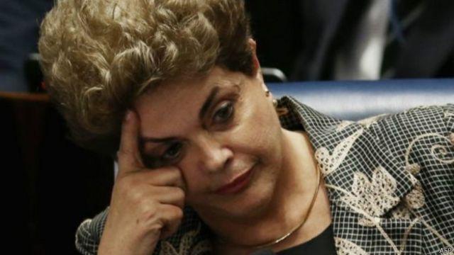 羅塞夫被控非法操縱預算以隱藏日益增加的財政赤字。她否認相關指稱。