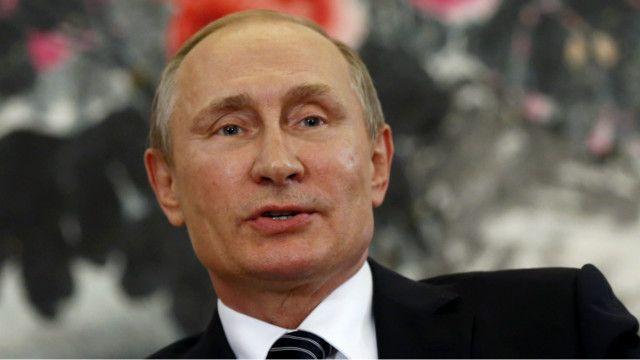 Ông Putin đưa ra phát biểu gây bất ngờ tại cuộc họp báo hội nghị G20 ở Trung Quốc