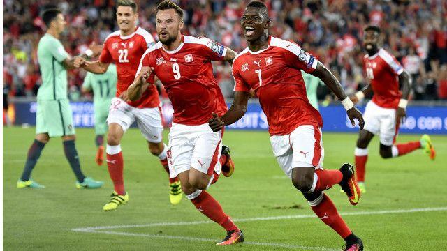Kualifikasi Piala Dunia 2018 Portugal Kalah Prancis Imbang Bosnia Menang Bbc News Indonesia