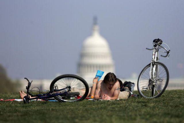 有些人需要出去走走才能放鬆(圖片來源:Getty Images)