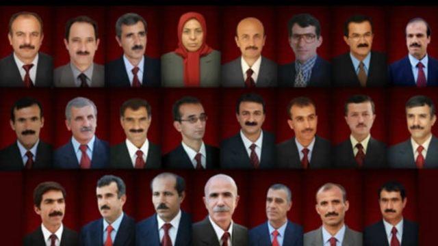 تعدادی از کشته شدگان سازمان مجاهدین خلق در عراق