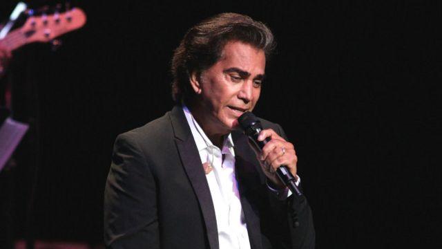 José Luis Rodríguez en concierto