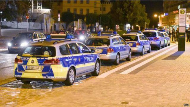 當局已加派警員巡邏。