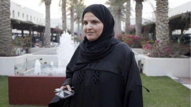 ဒီလှုပ်ရှားမှုအတွက် ဂုဏ်ယူတယ်လို့ Aziza al-Yousef က ပြော။