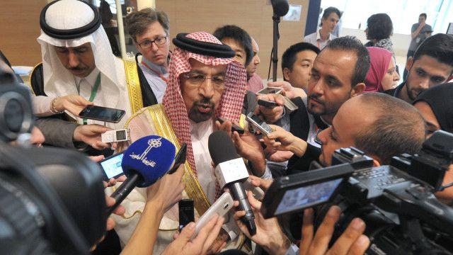 """وزير الطاقة السعودي خالد  الفالح قال سابقا إنه يجب السماح لإيران ونيجيريا وليبيا بالإنتاج """"بالمستويات القصوى المعقولة"""" في إطار أي اتفاق لتحديد مستوى الإنتاج."""