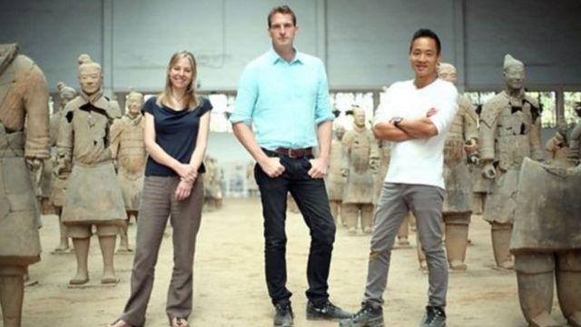 BBC最新制作的纪录片,《世上最了不起的陵墓:古代中国的秘密》,展示了最新考古发现。