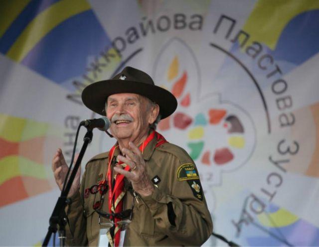 """Справжнє захоплення Богдана Гаврилишина - """"Пласт"""""""