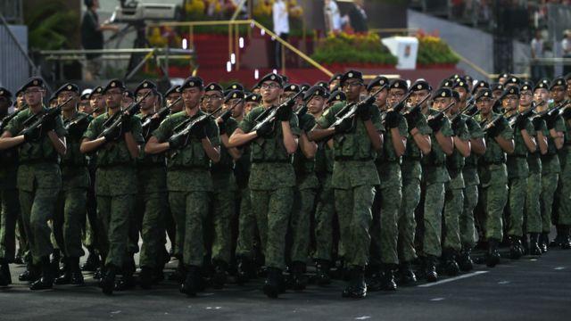 新加坡武装部队在(24/11/2016)