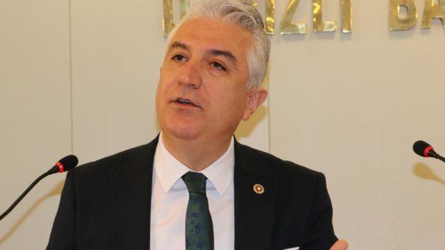 CHP Denizli milletvekili Teoman Sancar partisinden istifa etti - BBC News Türkçe