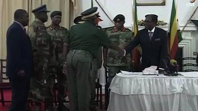 موگابه و مناگاگوتا