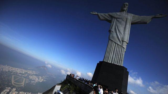 Cristo del Corcovado, Rio de Janeiro (Brasil)