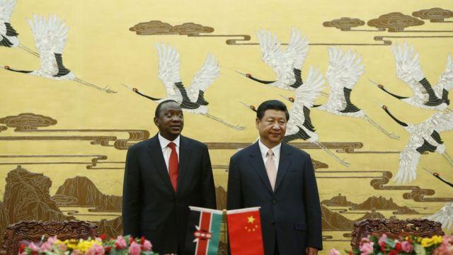 Trung Quốc, châu Phi