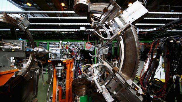Ilmu partikel atom
