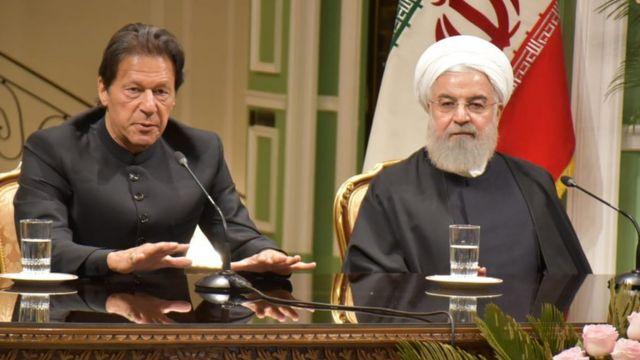 عمران خان اور حسن روحانی