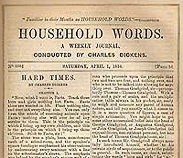 Revista Household Words