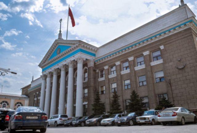 Бишкек шаардык кеңеш