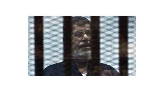 Uwahoze ari prezida wa Misri Mohammed Morsi