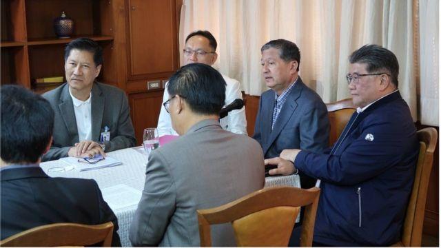 ร.ต.อ.เฉลิม อยู่บำรุง ประธานคณะกรรมการกิจการพิเศษพรรคเพื่อไทย
