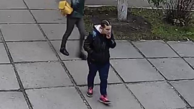 жінка, яку підозрюють у викраденні дитини