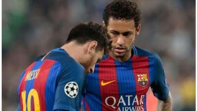 Juhudi za Messi na Neymar hazikufua dafu