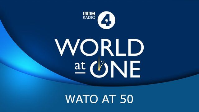 WATO at Fifty logo