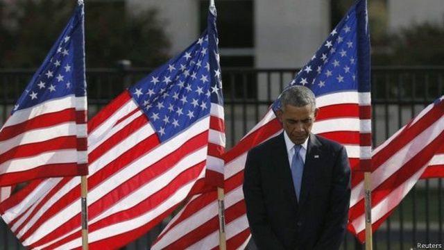 अमरीका के राष्ट्रपति बराक ओबामा, 9/11 बिल