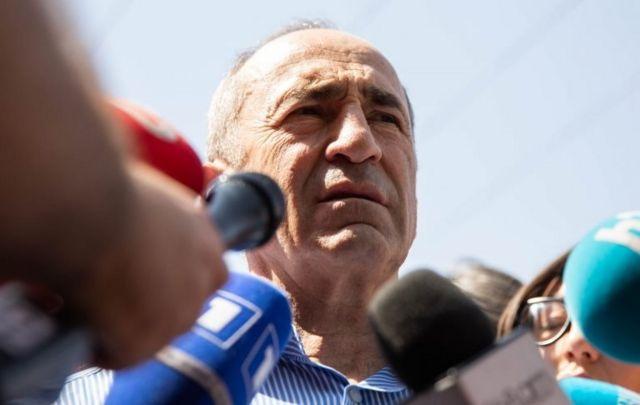 Ermenistan'da seçim sonrası Paşinyan zafer ilan etti, Koçaryan sonucu  tanımadı - BBC News Türkçe
