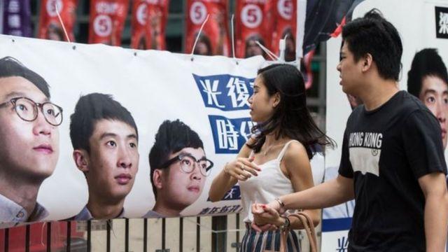 Wanaharakati wanaotetea uhuru wa Hong Kong waonywa na Uchina