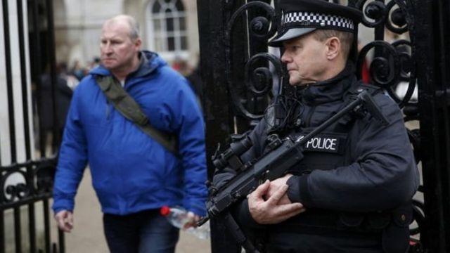 رجل شرطة بريطاني