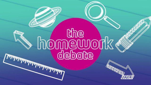 This House would ban homework, idebate