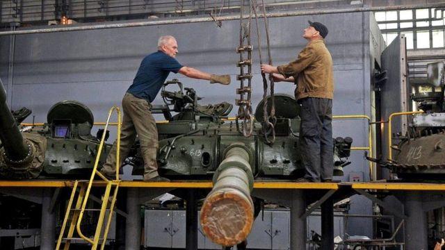 танковий завод