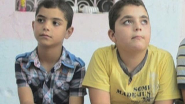 Ahmed and Mohammed