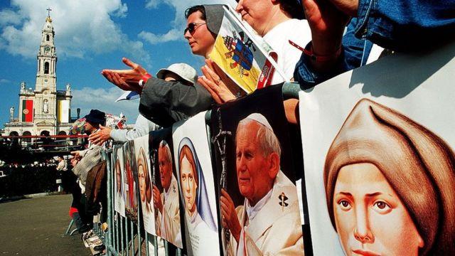 Fátima, año 2000