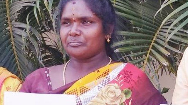 dalit mother