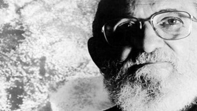 Retrato de Paulo Freire