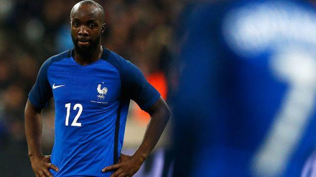 Lassana Diarra avait dû rester loin de pelouse à cause de sa blessure au dos.